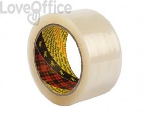 Nastro da imballo Scotch® 309 in acrilico a rumorosità ridotta 50 mm x 66 m trasparente - 309