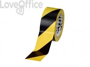 Nastro per segnaletica 3M nero/giallo  766I