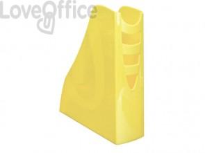 Portariviste ARDA Keep Colour Pastel polistirolo giallo 7,5x26,6x27,8 cm 7118PASG