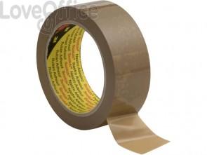 Nastro da imballo Scotch® in PVC a rumorosità ridotta 50 mm. x 66 m. trasparente  conf. 36 pz. - 6890