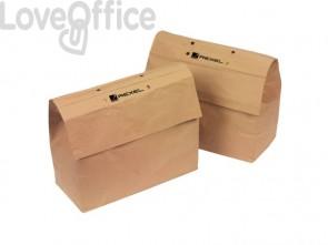 Sacchetti riciclabili distruggidocumenti Rexel 30 L - 2102063 (conf.20)