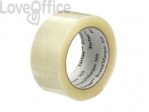 Nastro da imballo Tartan® 369 - 50 mm x 132 m - trasparente (conf. 6)