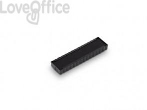 Cartucce di ricambio per timbri PRINTY 4916 Trodat in feltro nero blister da 2 pezzi - 78776