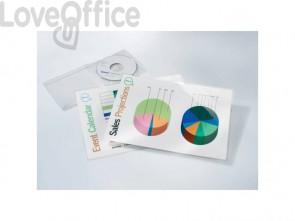 Pouches per plastificatrici GBC f.to a4 21,6x30,3 cm 2x175 µm lucido conf da 100 pouches - 3200724