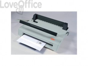 Rilegatrice a pettine GBC Surebind System 1 nero A9707050