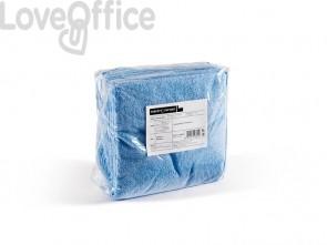 Panno microfibra Perfetto factory Ultrega blu - 26602 (conf.10)