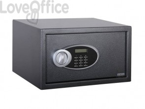 Cassaforte ignifuga Format grigio scuro - Ral 7024 con serratura a chiave doppia mappa. 302 lt. - PSPRO 5 K