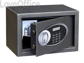 Cassaforte ignifuga Format grigio scuro - Ral 7024 con serratura a chiave doppia mappa. 177 lt. - PSPRO 3 K