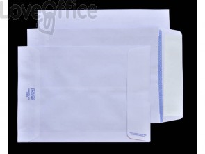Buste Competitor Large Pigna Envelopes strip 190x260x40 bianco Scatola da 1000 buste - 0063556