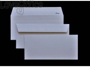 Buste senza finestra Pigna Envelopes Monique 115 g/m² 110x230 mm bianco conf. 500 - 0744109
