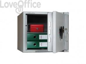 Cassaforte Phoenix bianco - Ral 9003 con serratura elettronica. 42 lt. SS1183 E