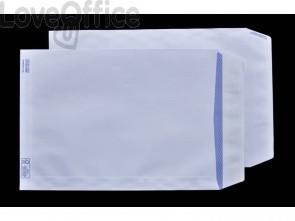 Buste a sacco bianche autoad. removibili Pigna Envelopes Competitor String 100 g/m² 230x353 mm  conf. 500 - 0099067