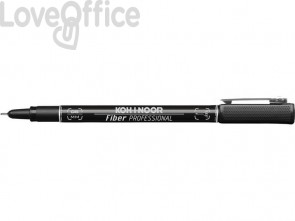 Penna punta in fibra KOH-I-NOOR tratto 6 DH2106