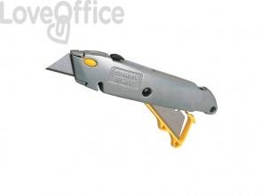 Cutter professionale STANLEY lama regolabile in 3 posizioni M10499