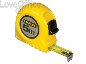 Flessometro STANLEY 5mx13mm  M30497