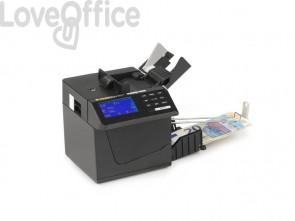 Conta-verifica banconote HolenBecky HT1000 bianco EURO, CHF, GBP