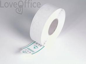 Rotoli tickets per eliminacode MARKIN verde - Y611VE (conf.5)