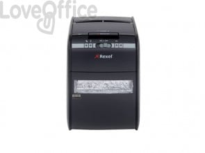 Distruggidocumenti ad alimentazione automatica Rexel Auto+90X a frammenti 2103080EUA