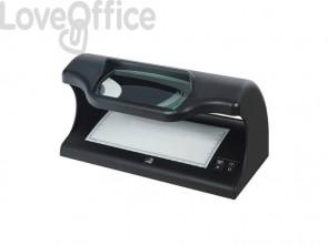 Verifica banconote Holenburg HT-141 nero controlli UV, MG, WM