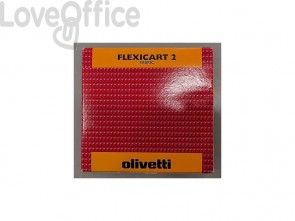 Nastro nylon 2 Olivetti nero 82094