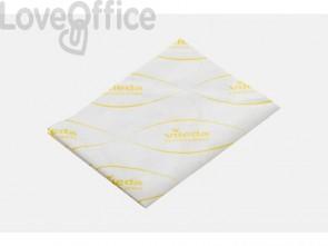 Panno in microfibra monouso Vileda Professional MicronSolo giallo 160081