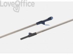 Starter kit per sistema di pulizia Vileda Professional SprayPro grigio/acciaio - 145129