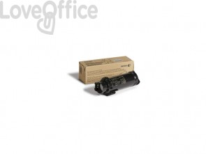 Toner altissima resa Xerox nero  106R03480