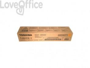 Toner T-281CE-EY Toshiba giallo  6AK00000107