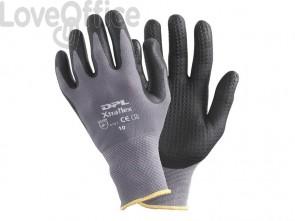 Guanto riusabile in maglia nylon spandex senza cuciture Icoguanti nero XL NNTD/XL