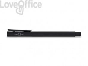 Penna roller Faber-Castell Neo Slim M nero laccato 342304