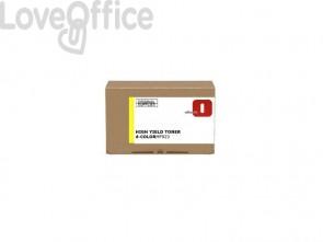 Toner Olivetti giallo  B0927
