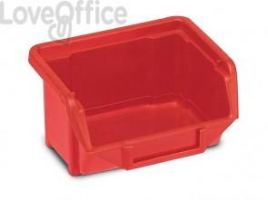 Sistema di contenitori sovrapponibili TERRY Eco Box 110 rosso 1000423