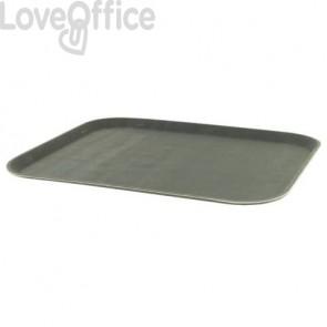 Vassoio rettangolare - 35,5x45,5 cm nero - 337946