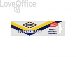 Colla universale Bostik Superchiaro 50 gr D2370