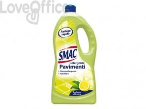 Detergente per pavimenti Smac limone  1 litro - M74419