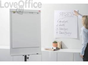 Blocco di fogli da parete Post-it® Super Sticky 63,5x 77,5 cm 30 ff bianco 559RP (conf.2)