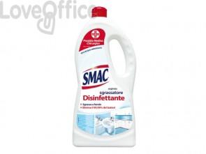 Detergente per pavimenti Smac disinfettante 1 litro - M74417