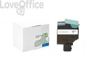 Toner compatibile Lexmark C540H1CG ciano Q-Connect