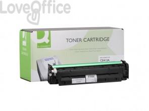 Toner compatibile HP CE412A giallo Q-Connect