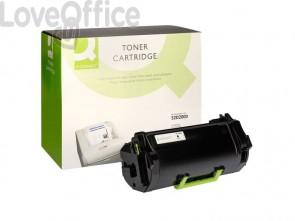 Toner compatibile Lexmark 52D2000 nero  Q-Connect