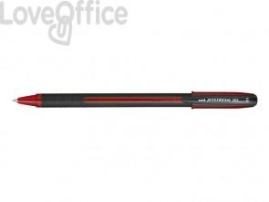 Penne roller Uni Jetstream 101 - 1 mm Rosso M  (conf.12)