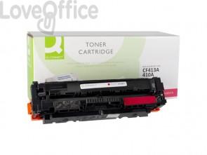 Toner compatibile HP CF413A magenta Q-Connect