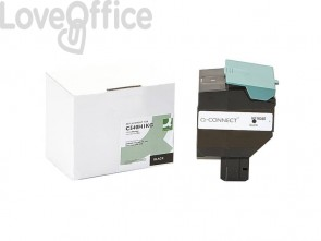 Toner compatibile Lexmark C540H1KG nero Q-Connect