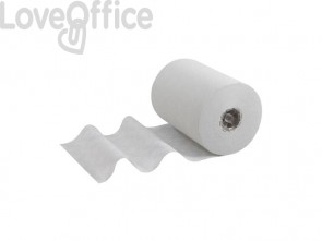 Asciugamani intercalati SCOTT® in carta bianco confezione da 6 rotoli - 6621