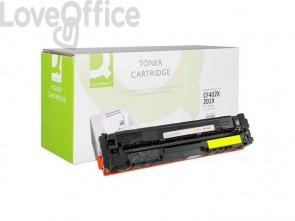 Toner compatibile HP CF402X alta resa giallo Q-Connect