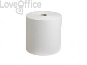 Rotolo asciugamani SCOTT® Controlomatic 1 velo 29,8 cm x 304 m Bianco conf. da 6 rotoli - 6667