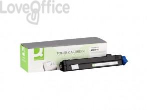 Toner compatibile Oki 43979102 nero  Q-Connect