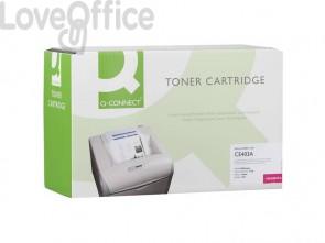 Toner compatibile HP CE403A magenta Q-Connect