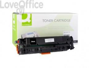 Toner compatibile HP CF380A nero Q-Connect