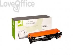 Toner compatibile HP CF230A nero Q-Connect